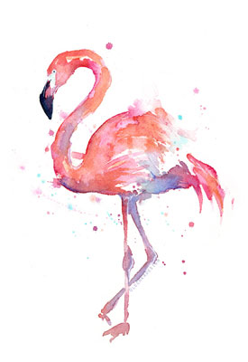 tomorrow will be different - flamingo - the 10 principles