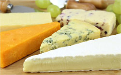 Eating fat - cheeses -the10principles