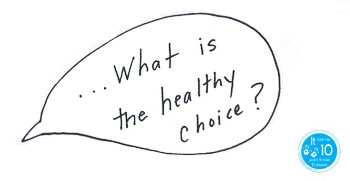 can you snack - what is the healthy choice - the10principles